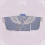 Pink Up ~Daimyojin  Lace Wa Lolita Coat
