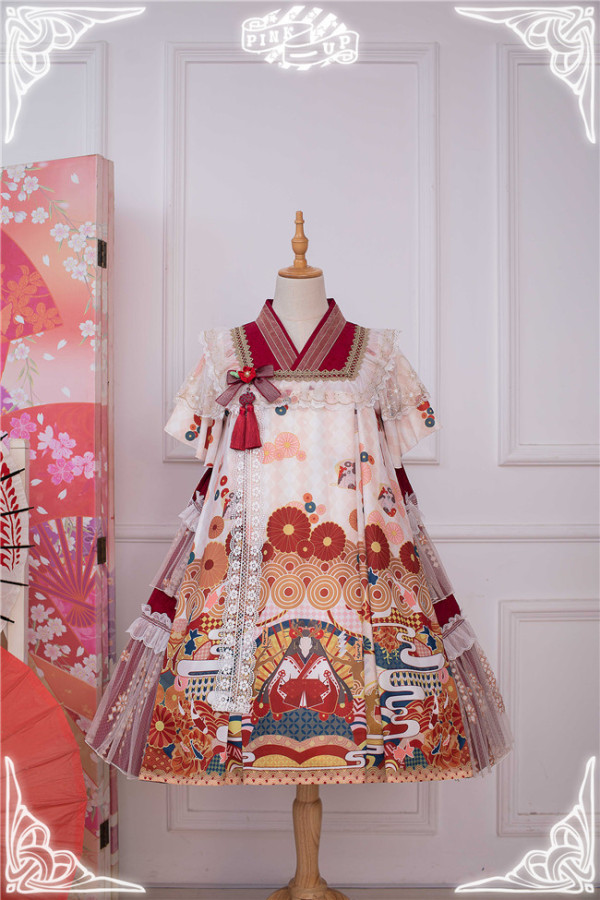 Pink Up ~Daimyojin Wa Lolita OP