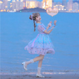 Magic Tea Party ~ Summer Aroma Lolita OP -Pre-order