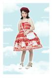 Magic Tea Party ~ Berry Sweet  Lolita JSK -Pre-order