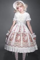 YUPBRO Lolita ~Thumbelina Lolita OP -Pre-order