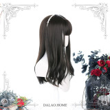 Dalao Home ~Chocolate liqueur Lolita Long Wigs