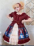 Cat Lady Sweet Lolita OP
