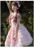 Cotton Candy Sweet  Lolita JSK