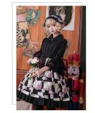 Kasuga Cane Japanese Sweet Lolita JSK
