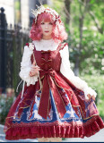 Cat Lady Sweet Lolita JSK