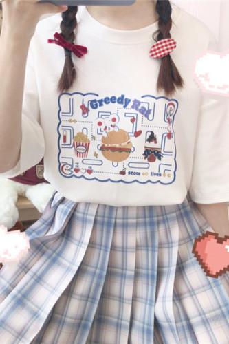Greedy Rat Sweet T-shirt