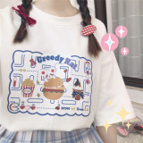 Greedy Rat Sweet T-shirt