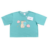 Little Bear Ice Cream Sweet T-shirt