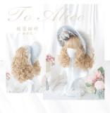 Alice Garden ~ to Alice ~Lolita Long Curl Wigs