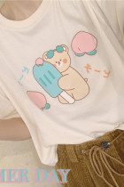 Little Bear Ice Cream Sweet T-shirt