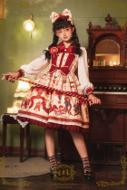 CEL Lolita ~The Greatest Bear Lolita JSK -Pre-order