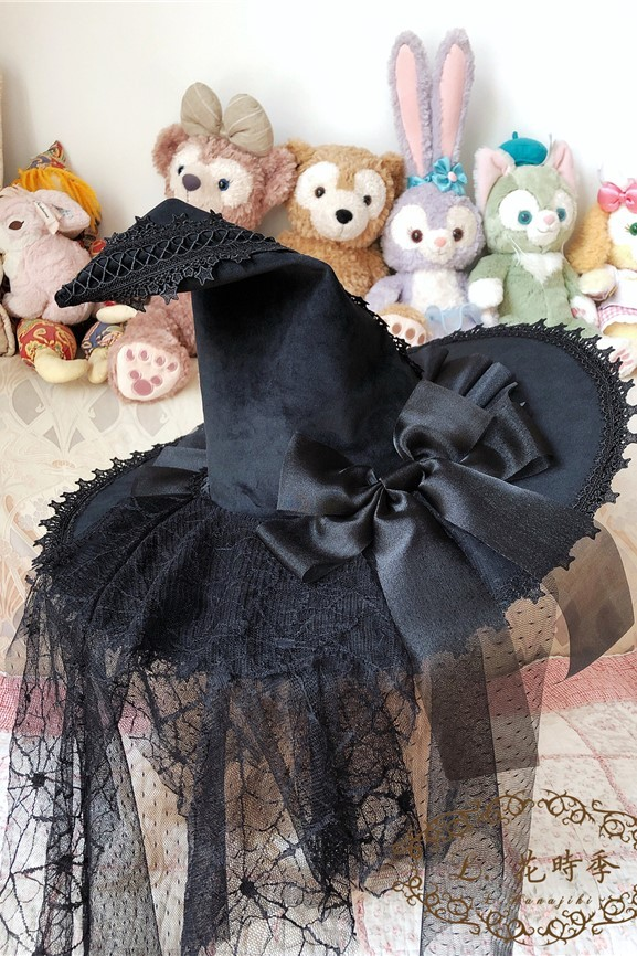 The potion is being prepared~ Lovely Lolita Hat For Halloween