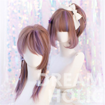 DREAMHOLIC ~A Midsummer Night's Dream ~Lolita Short Wigs