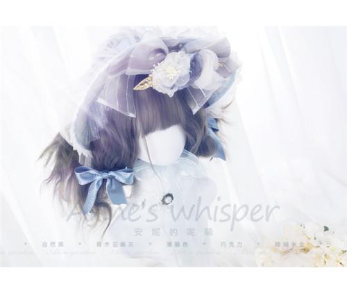 Alice Garden ~ Annes Lolita Long Curl Wigs