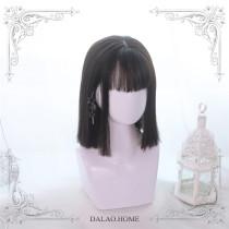 Dalao Home ~Xing Zi  Lolita Short Wigs