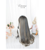 Alice Garden ~ Diana ~Lolita Long Curl Wigs