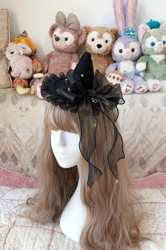 Star Screen~ Lolita Hat For Halloween