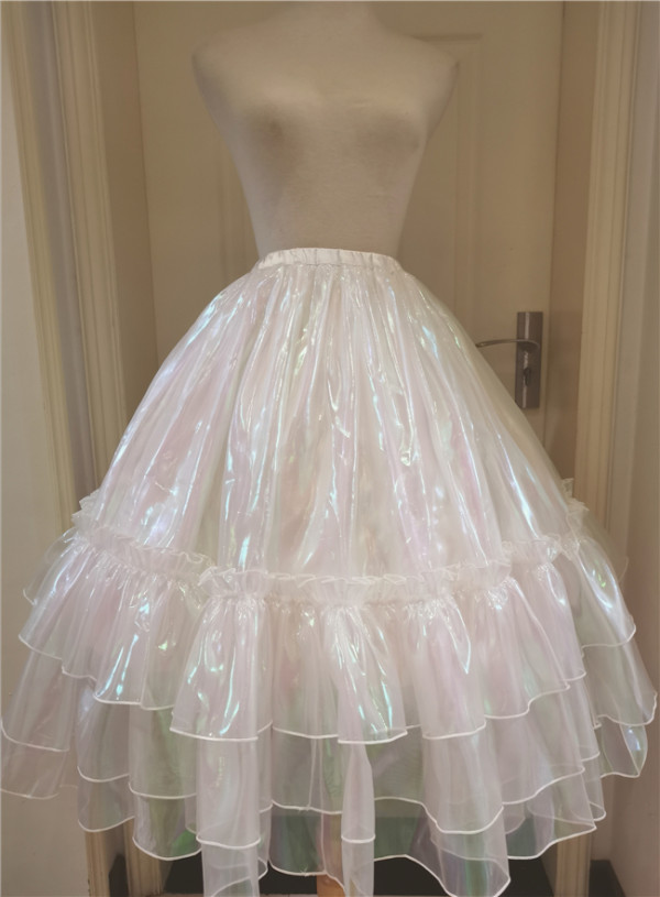 Flower Fairy in the Moonlight ~ Lolita Petticoat -Pre-order
