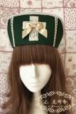 Medicine Box Nurse Hat ~Healing~ Lolita Hat