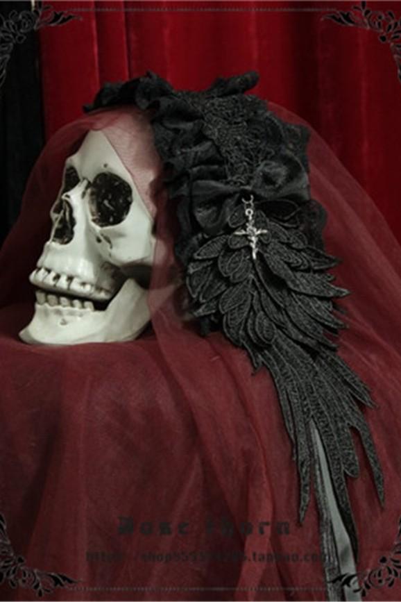 Demon Wings~ Gothic Lolita Accessories