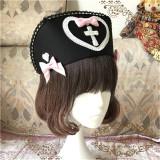 Pills Nurse Hat ~Fancy Hospital~ Lolita Hat