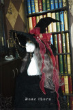 Witch's Astrology~ Lolita Hat For Halloween