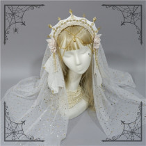 Palace Vintage Gorgeous Flowers~ Lolita Accessories