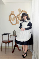 Tommy Bear ~To Alice~ Mary Jane Maid Lolita OP -Pre-order