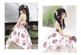 Honey Machien ~Strawberry~ Lolita JSK