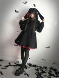 Tommy Bear ~To Alice~ Woolen Lolita Cape -Pre-order