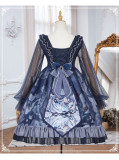 Ying Luo Fu~Unicorn~ Vintage Gothic Lolita OP