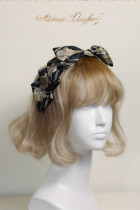 Fairy Workshops~ Classic Lolita Accessories -Ready Made