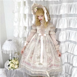 First Love to be Continued~Ordinary Version Lolita OP-Pre-order