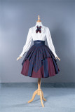Fantastic Wind ~The Future Can Be Expected~ Top Students Lolita Skirt-Pre-order