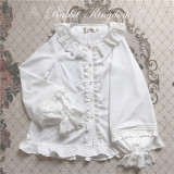 Rabbit Kingdom~Lolita Blouse-Pre-order