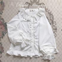 Rabbit Kingdom~Lolita Blouse-Pre-order