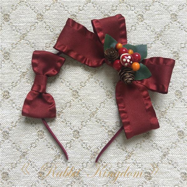 Rabbit Kingdom~Lolita Accessories-Pre-order