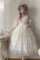 Princess Kanter~Bridal Lolita OP -Ready Made