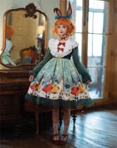 Rabbit Kingdom~Lolita OP-Pre-order