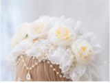 Heaven's Wedding Dress ~Tea Party Lolita Accessories -Ready MADE