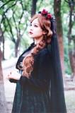 Surface Spell ~Josephine Gothic Lolita Coat Custom-tailor Available