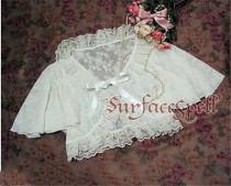 Surface Spell ~Sugar Rose Gothic Lolita Coat