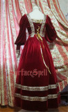 Surface Spell ~Liukelexi Long Gothic Lolita OP Custom-tailor Available