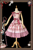 Infanta ~Animal Show Lolita JSK- Ready Made