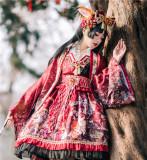 Hyakki Yak ~Qi Lolita Accessories-Ready Made