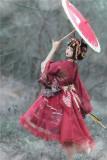 Hyakki Yak ~Qi Lolita JSK/ Fullset -Ready Made
