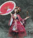 Hyakki Yak ~Qi Lolita Haori-Ready Made