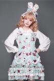 YUPBRO Lolita ~Mangosteen Lolita Salopette -Pre-order