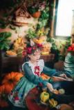 Rabbit Kingdom~Lolita OP For Kids-Pre-order